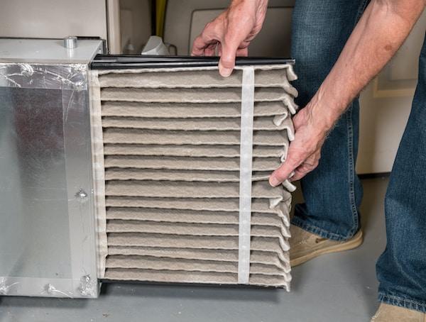 Air Filter Dirt 1 1