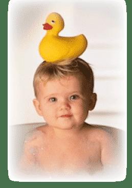 Baby Hot Water1