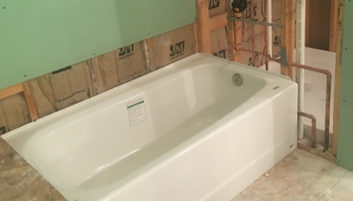 Pdm Tub Bath Remodel